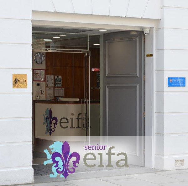 Senior eifa - International School Marylebone London Bilingual Education